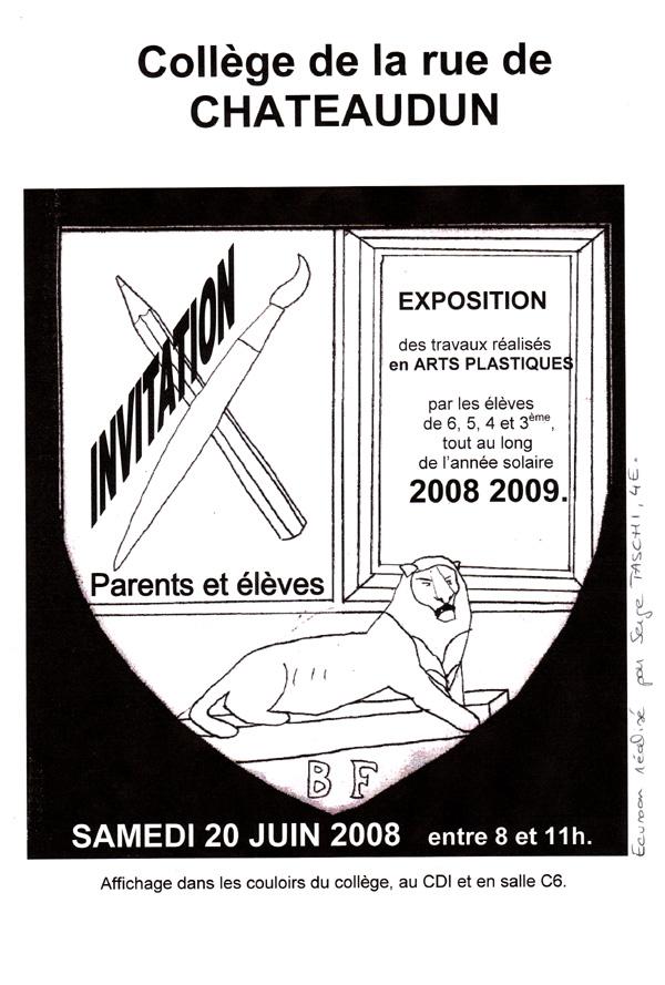 affiche juin 2009