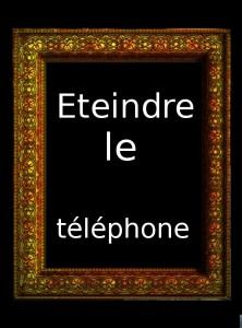 téléphone a